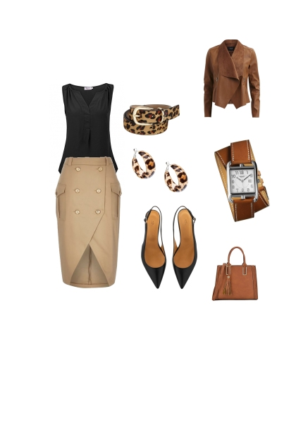 Rectangle classic workwear