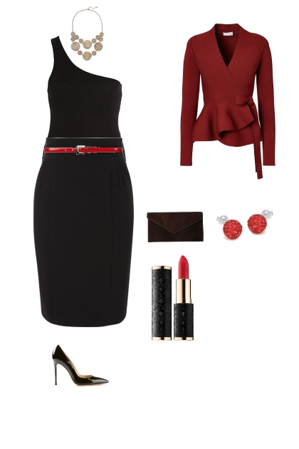 Rectangle shape classic style evening wear