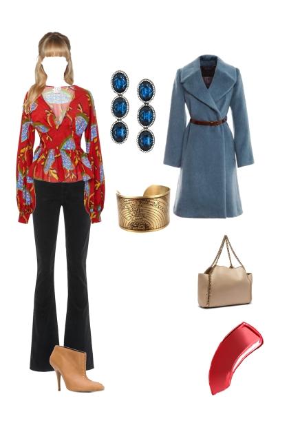 Pear shape fashion forward weekend - Fashion set