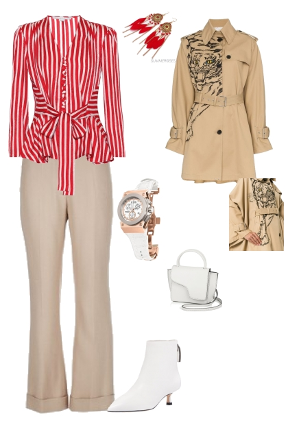 Apple shape fashion forward workwear