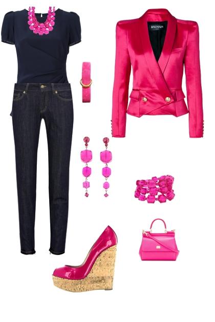 Rectangle glamorous weekend wear