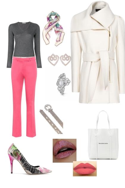 Rectangle glamorous workwear