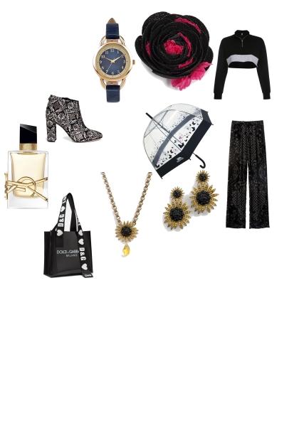 jesenji stil- Fashion set