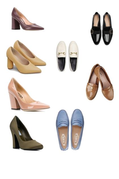 Обувь. Классика