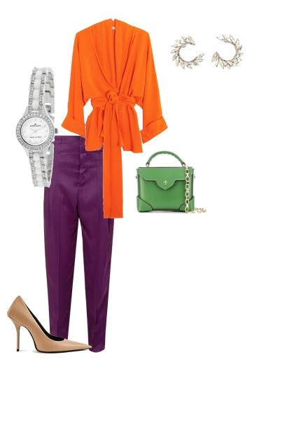 сочетание цветов- Fashion set