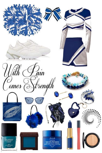 That one cheerleader (OBSESSED)