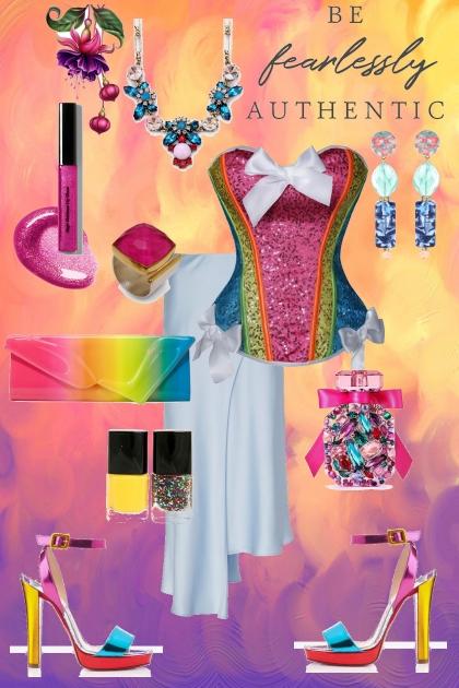 Colorfuly Sassy