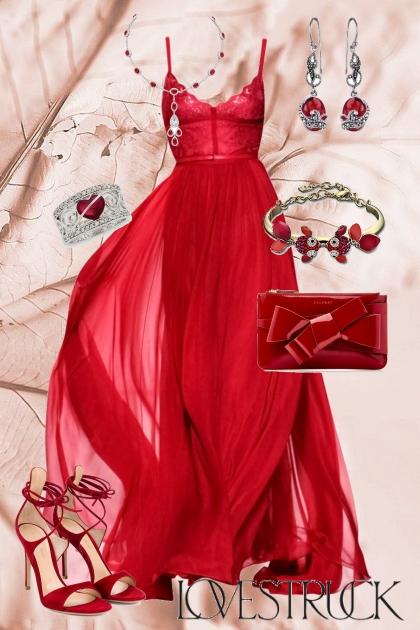 Lovestruck Red