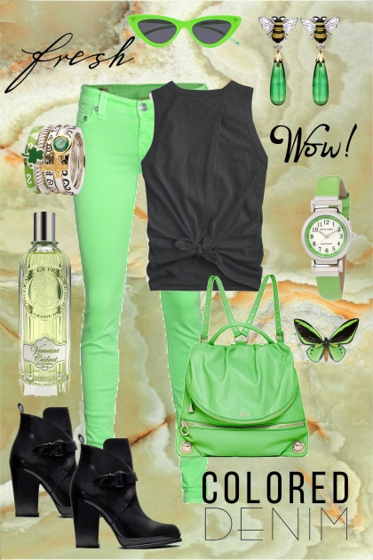 Casual Green