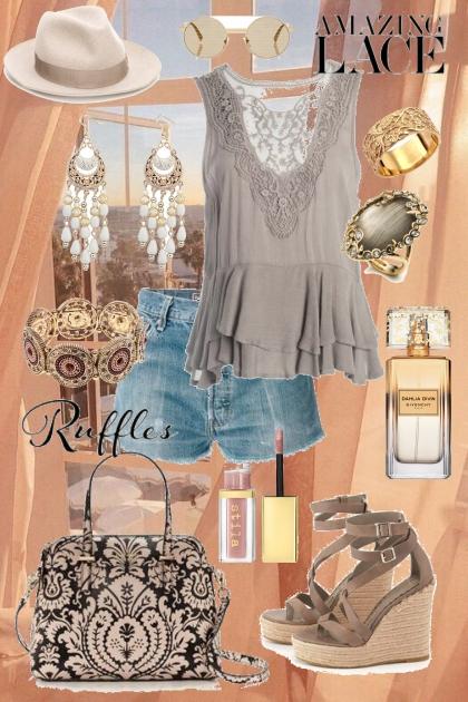 Lace & Ruffles