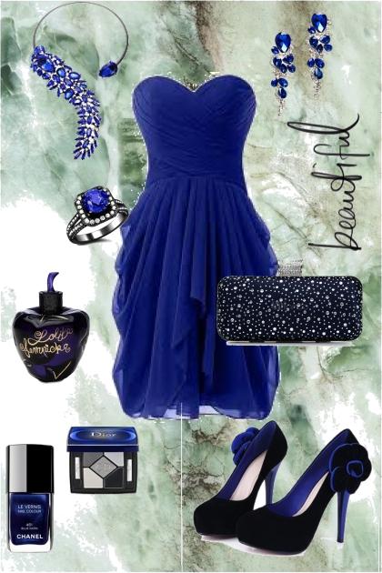 A Blue Night