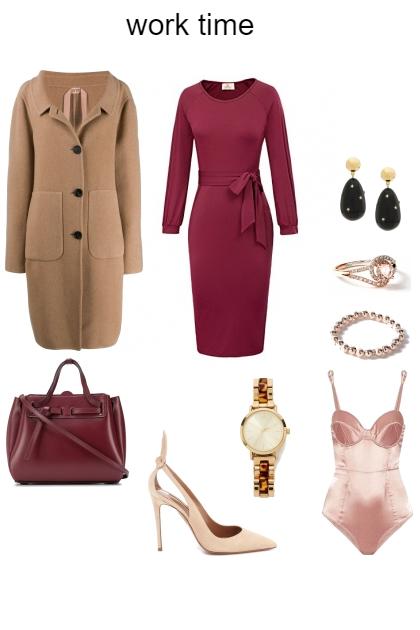 business lady- Fashion set