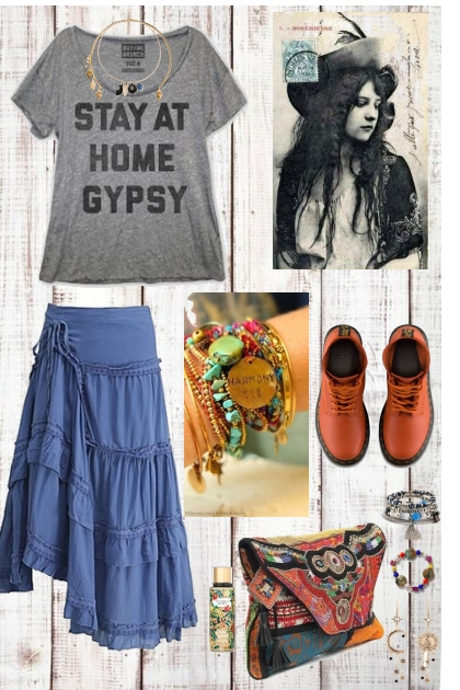 stay at home Gypsy