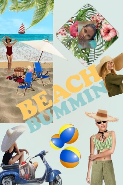 BEACH BUMMIN