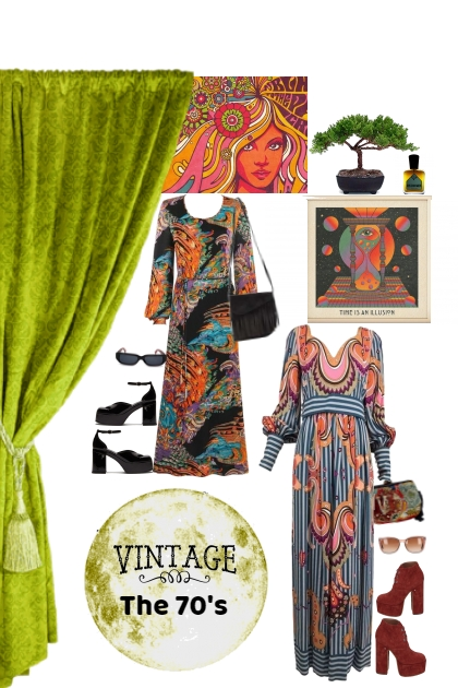 Vintage THE 70's