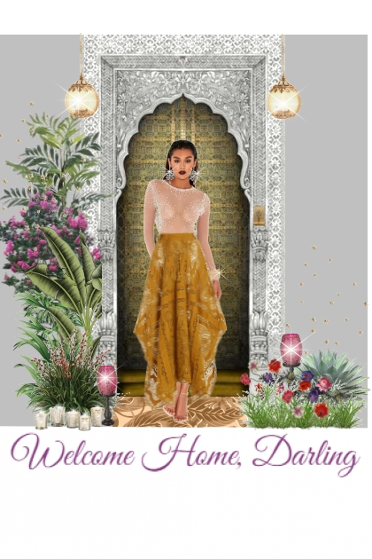 Welcome Home, Darling