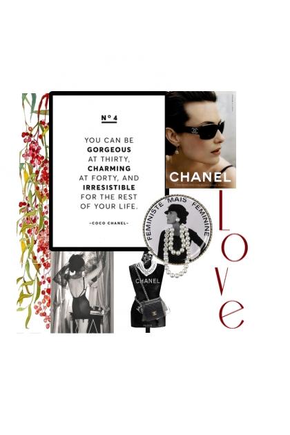 CoCo Chanel #4