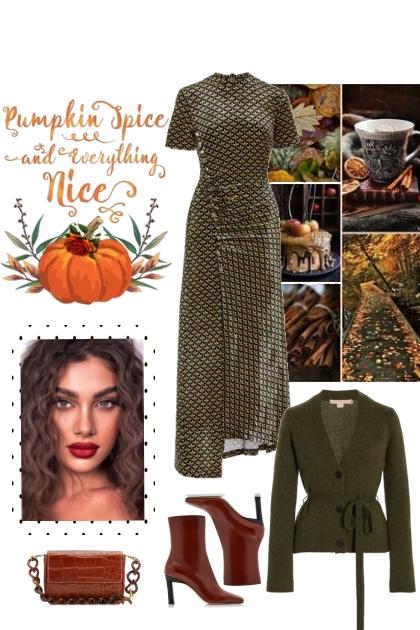 Pumpkin Spice...