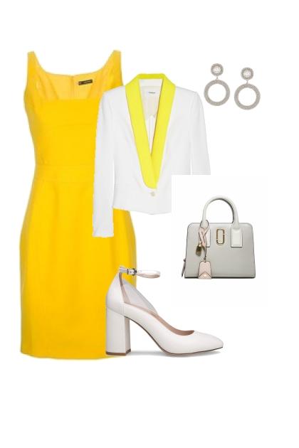 № 10 yellow