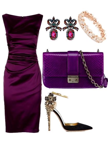№ 7  violet