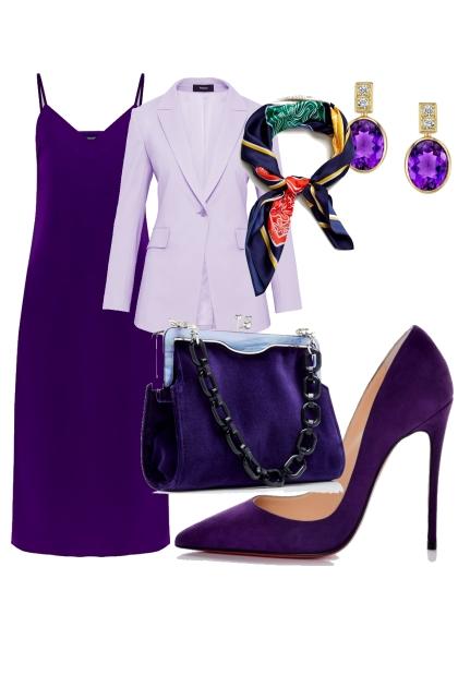 № 10  violet