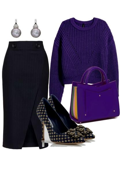 № 11  violet