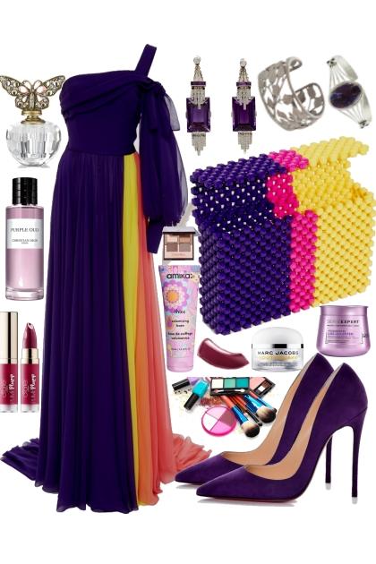№  21  violet