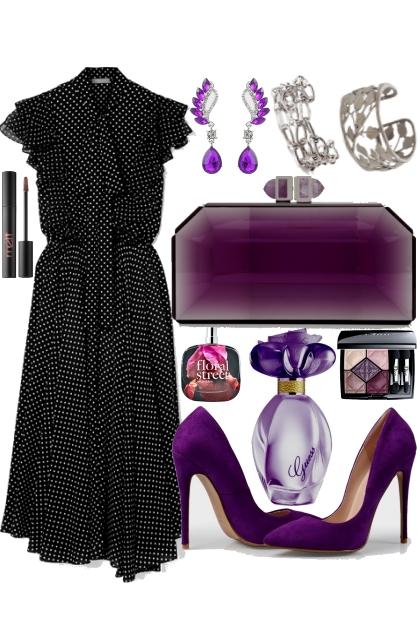 № 27  violet