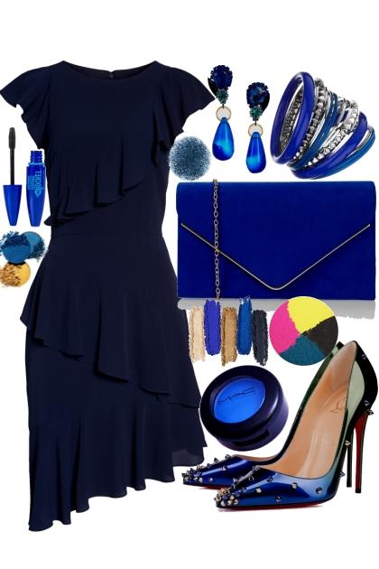 № 30 blue