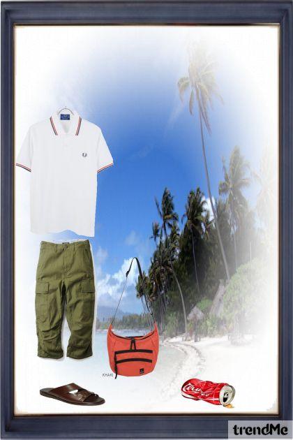 夏に着たいファッション