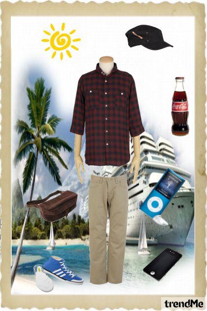 初夏ファッション