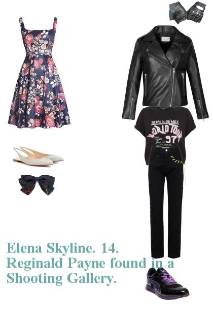 Elena Skyline, Chapter XIX.