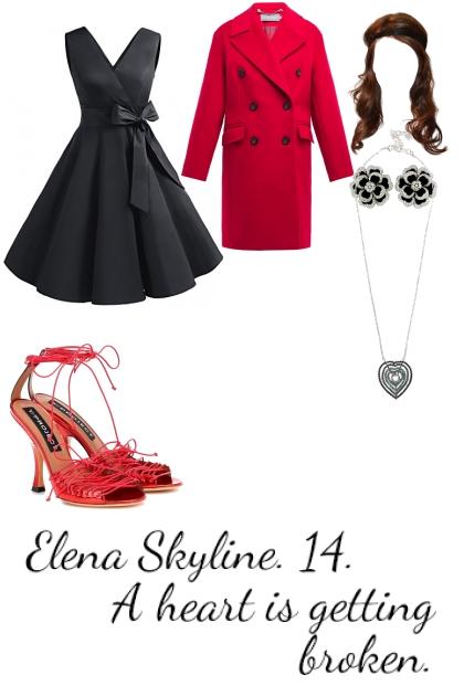 Elena Skyline. Chapter VII.
