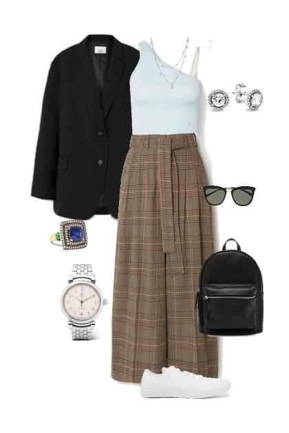 look 25- Combinazione di moda