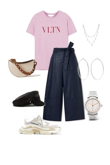 look 26- Combinazione di moda
