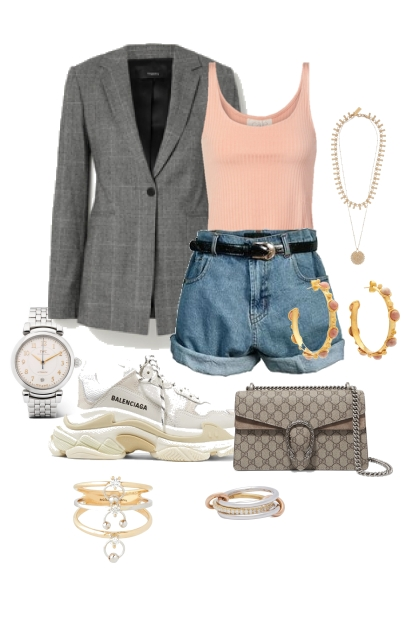 look 29- Combinazione di moda