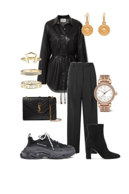 look 34- Combinazione di moda