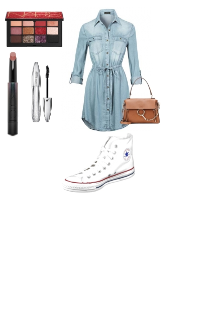 Effie's day out look