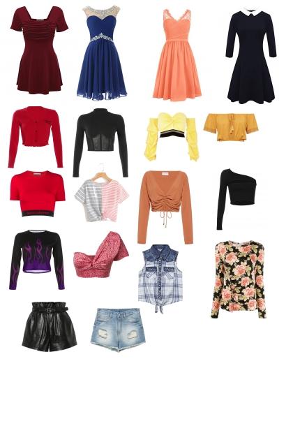 Effie's shopping #1