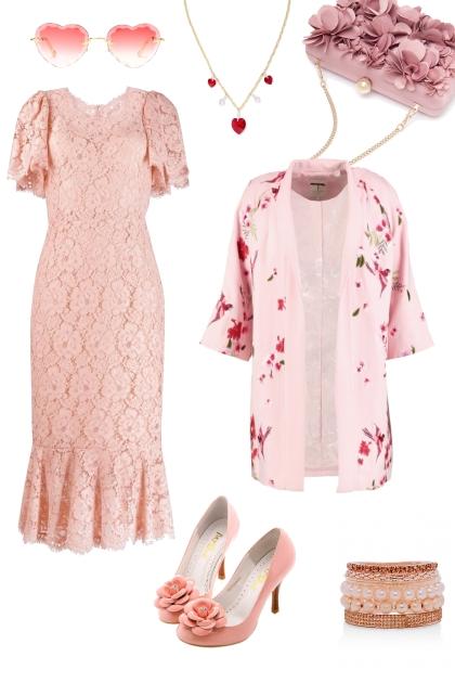 romantic valentine- Fashion set