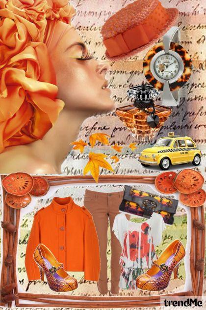 Miris naranče i cimeta