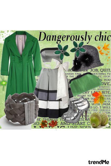 Volim sivo, volim zeleno