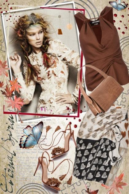 № 2- Combinazione di moda