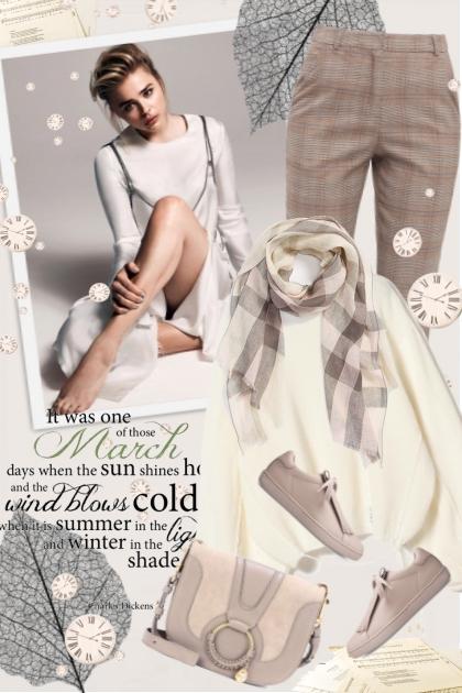 № 8- Combinazione di moda