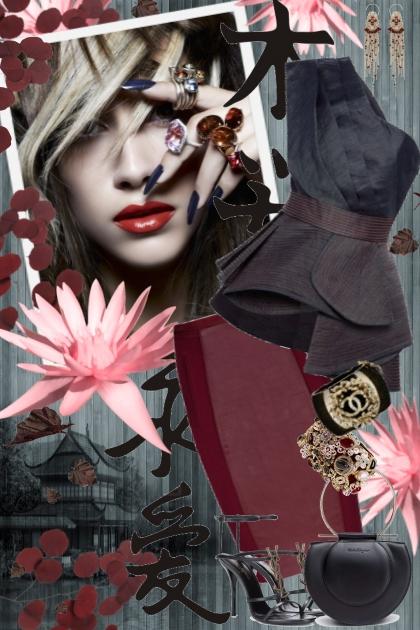 № 13- Combinazione di moda