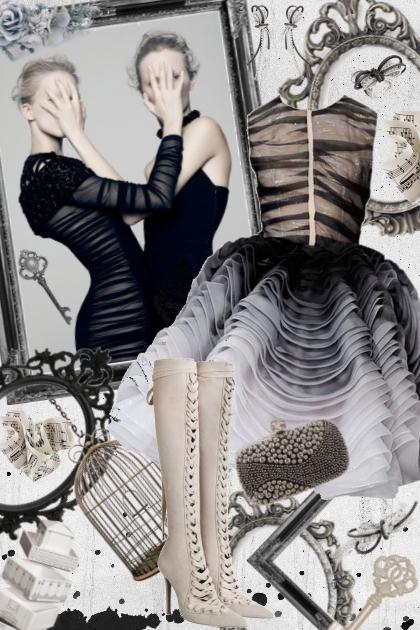 № 18- Combinazione di moda