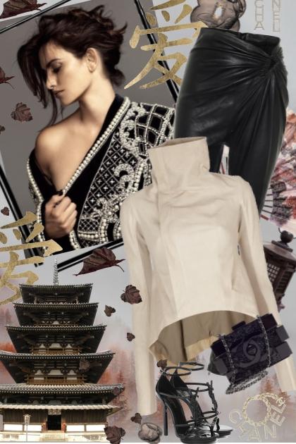 № 41- Combinazione di moda