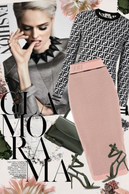 № 54- Combinazione di moda
