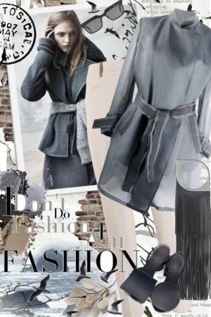 № 56- Combinazione di moda