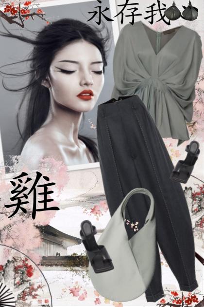 № 57- Combinazione di moda